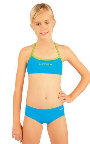 Litex 88500 Dívčí plavky kalhotky bokové