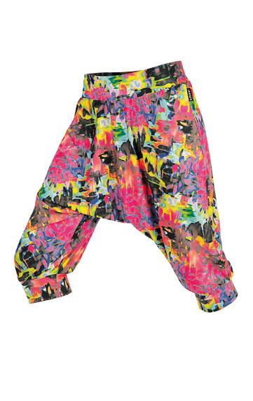 Dětské kalhoty 3/4 s nízkým sedem Litex 90408