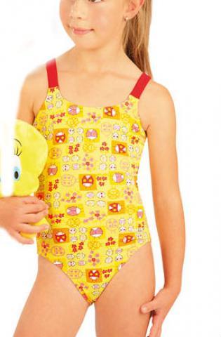 Litex 93570 Jednodílné dívčí plavky