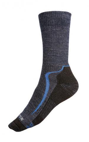 Litex 99645 Sportovní vlněné MERINO ponožky