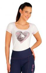 Dámské triko s krátkými rukávy Litex J1182