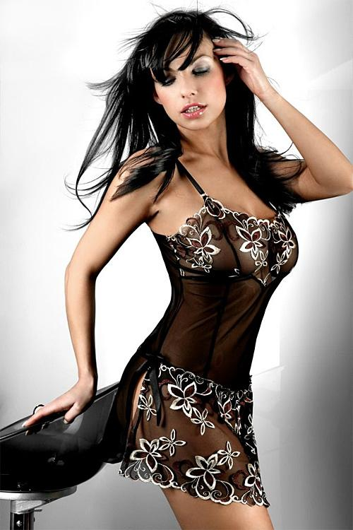 Luxusní košilka Livia Corsetti Hera