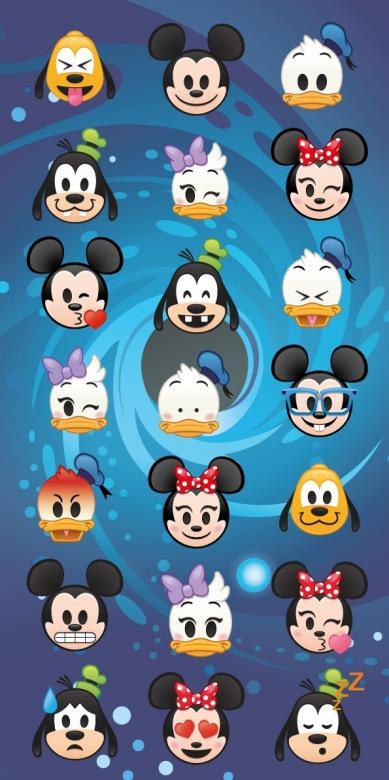 Osuška Disney emoji