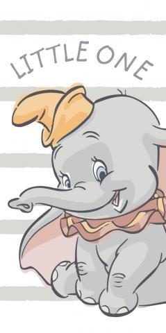 Osuška Dumbo stripe little 70x140 cm