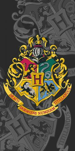 Osuška Harry Potter 70x140 cm