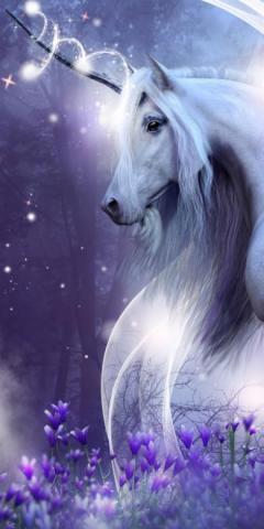 Osuška Unicorn 02 70x140 cm