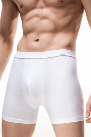 Pánské boxerky Cornette Authentic 092 plus bílé