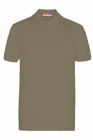 Pánské tričko Esotiq 19406 olivové
