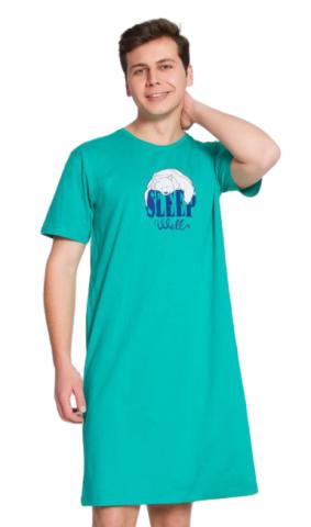 Pánská noční košile Vienetta Secret Sleep well