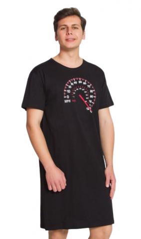 Pánská noční košile Vienetta Secret Tachometr