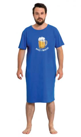 Pánská noční košile Vienetta Secret Velké pivo