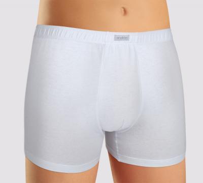 Pánské bílé boxerky Andrie 4808