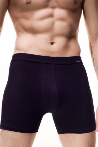 Pánské boxerky Cornette Authentic 092 plus černé