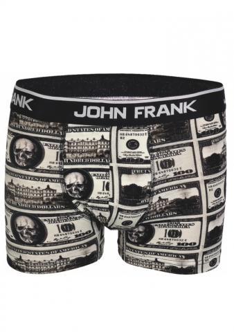 Pánské boxerky John Frank JFB72 dolar