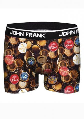 Pánské boxery John Frank JFBD317