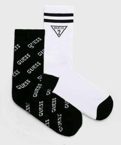 Pánské či dámské ponožky Guess O94G02 2 KUSY