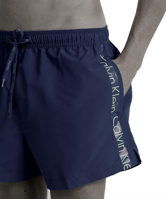 Pánské koupací šortky Calvin Klein KM00KM00162