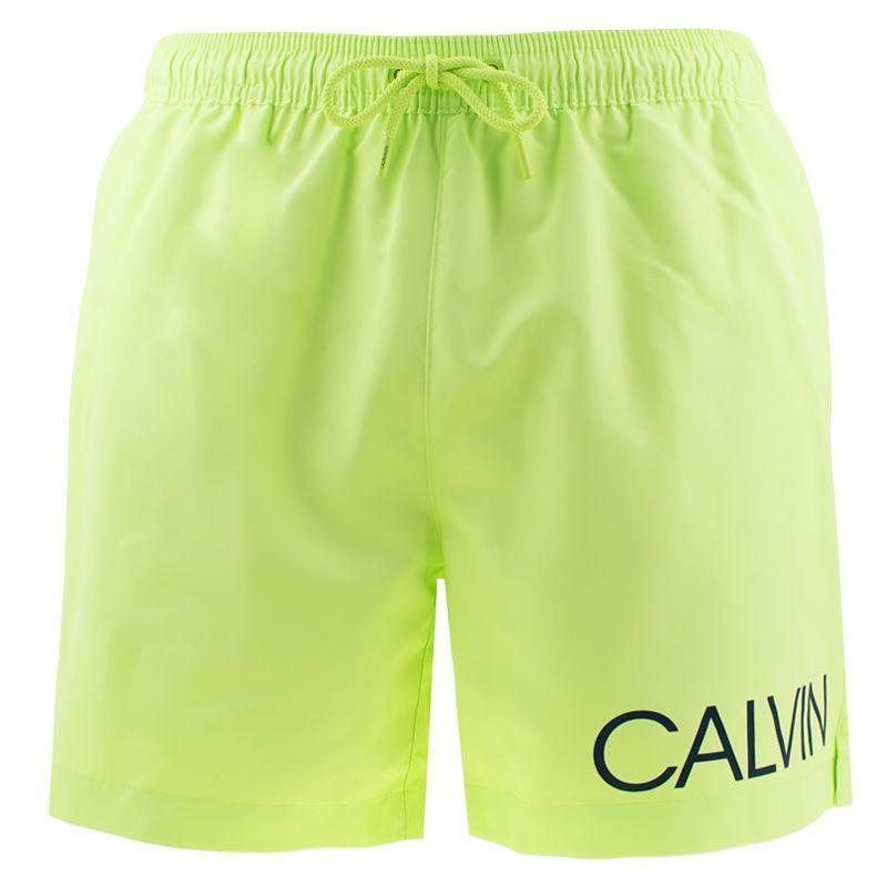 Pánské koupací šortky Calvin Klein KM0KM00303