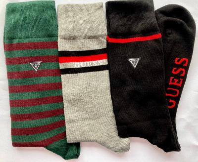 Pánské ponožky GUESS U0BG30 3 páry