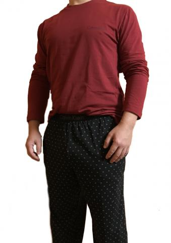 Pánské pyžamo Calvin Klein 1469E