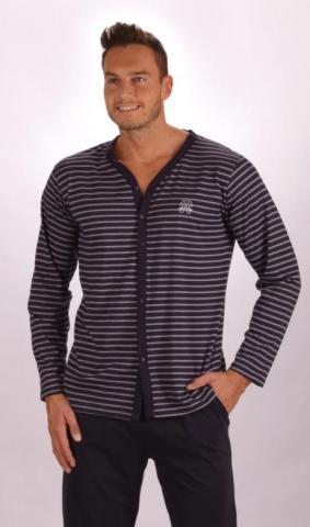 Pánské pyžamo dlouhé Vienetta Secret Matyáš