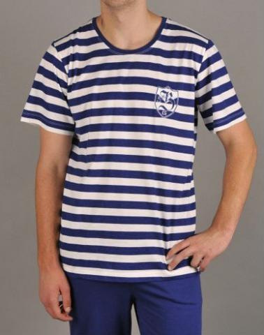 Pánské pyžamo kapri Vienetta Secret Jan výprodej