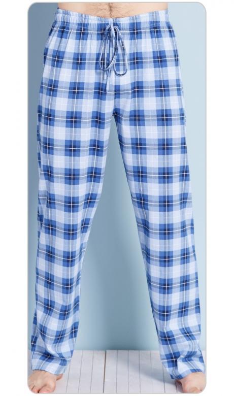 Pánské pyžamové kalhoty Vienetta Secret Adam
