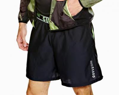 Pánské šortky GUESS U72A11 TRAINING SHORT