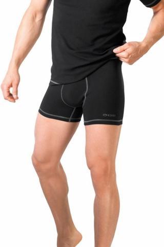 Pánské sportovní šortky Winner Classic VI černé