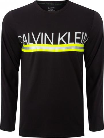 Pánské tričko Calvin Klein 1772E černá