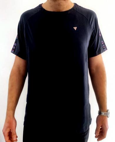 Pánské tričko Guess 01M00 černá