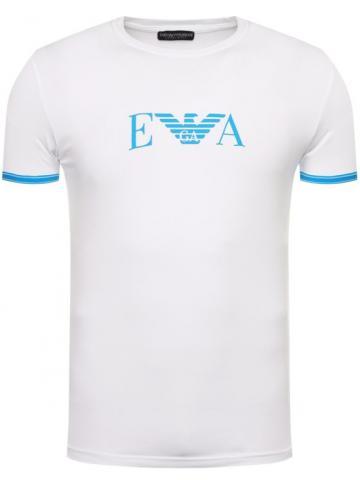 Pánské triko Emporio Armani 11035 0P523 bílá