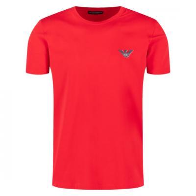 Pánské triko Emporio Armani 110853 0P525 červená