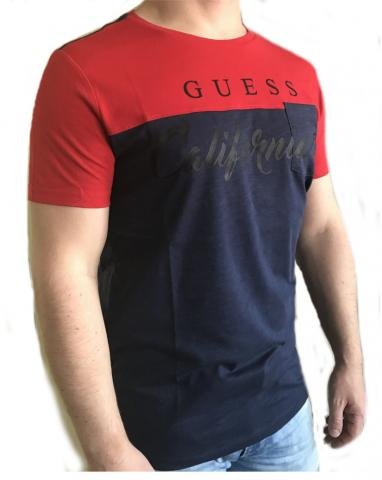 Pánské triko GUESS F72I17
