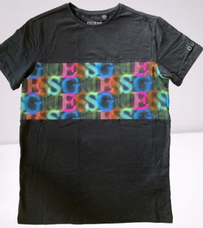 Pánské triko GUESS U0BM02