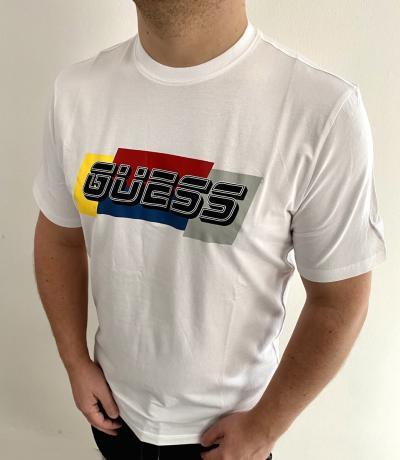 Pánské triko GUESS U1GA32