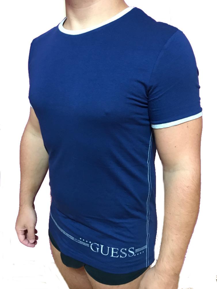 Pánské triko Guess U74M14