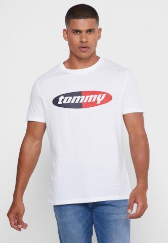 Pánské triko Tommy Hilfiger UM0UM02112