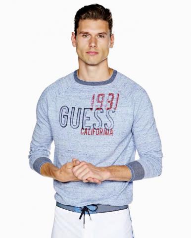 Pánský svetr GUESS F72I21