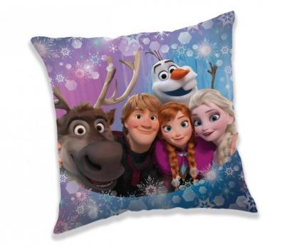 Polštářek Frozen family