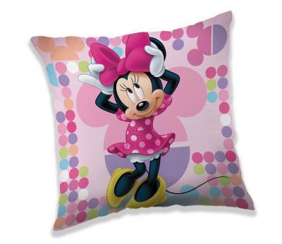 Polštářek Minnie pink 03