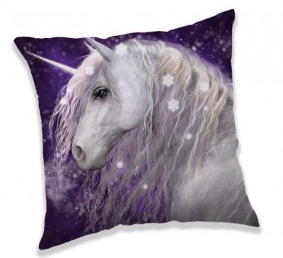 Polštářek Unicorn purple
