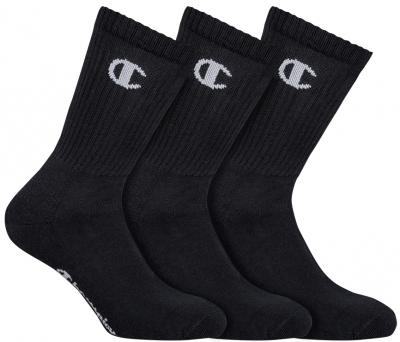 Ponožky UNISEX Champion 8QG 3PACK černá