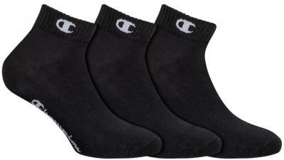 Ponožky Unisex Champion 8QH 3PACK černá
