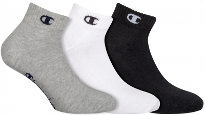 Ponožky Unisex Champion 8QH 3PACK MIX