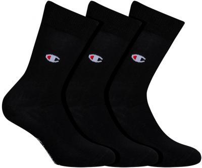 Ponožky UNISEX Champion 8ST 3PACK černá