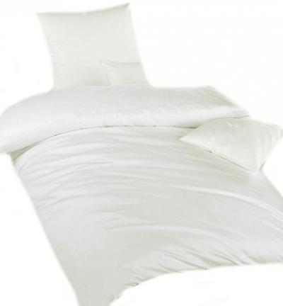 Povlečení bavlna bílá UNI