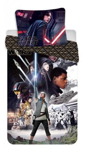 Povlečení bavlna Star Wars VIII