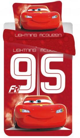 Povlečení Cars 95 red