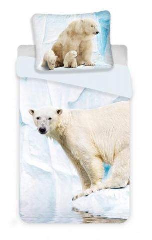 Povlečení fototisk Polar bear
